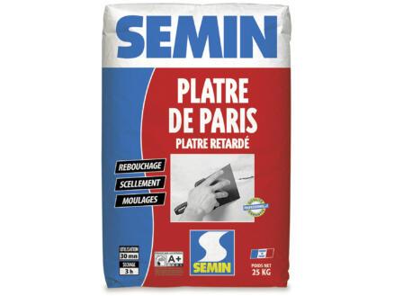 Semin plâtre de paris 25kg