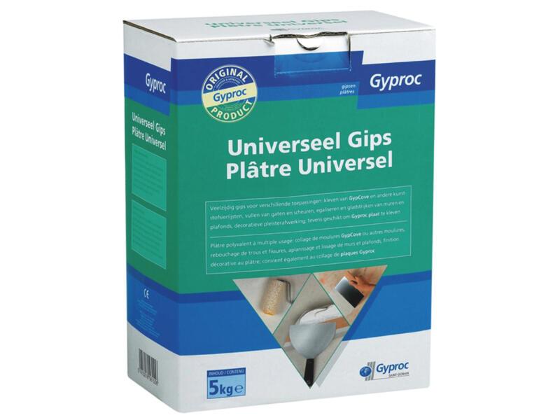 Gyproc plâtre universel 5kg