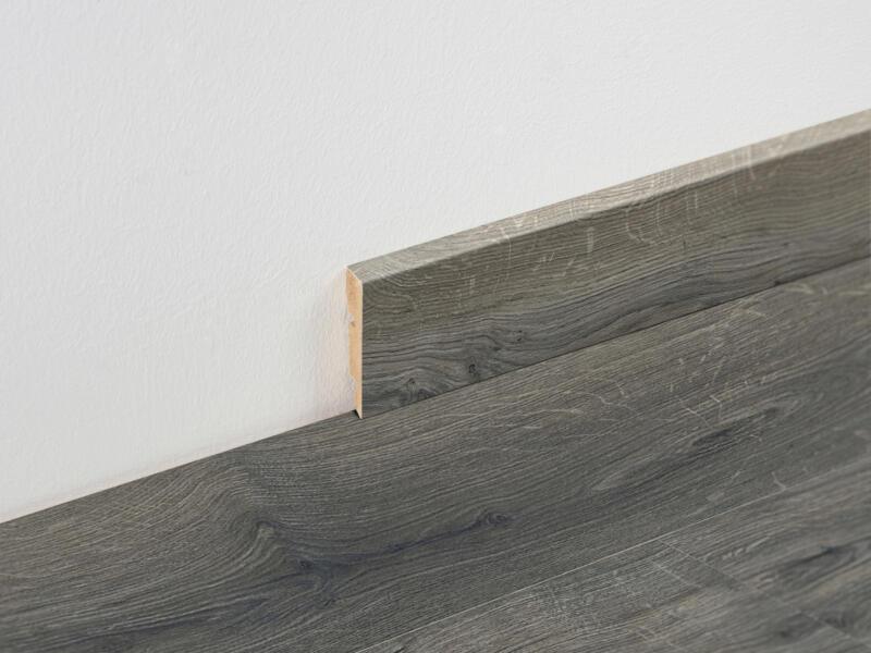 Berry Alloc plint 12x60 mm 240cm gyant grey