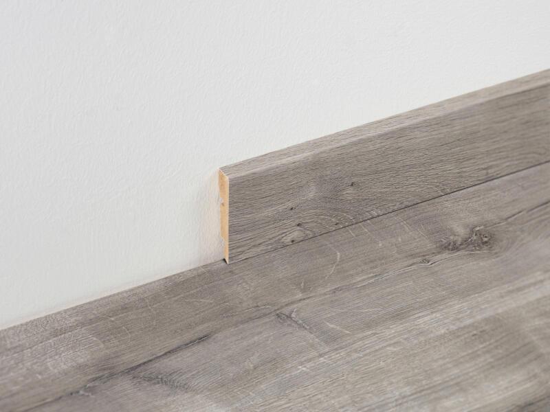 Berry Alloc plint 12x60 mm 240cm spirit light grey
