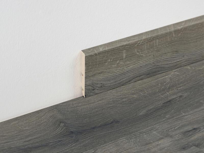 Berry Alloc plint 12x80 mm 240cm gyant grey