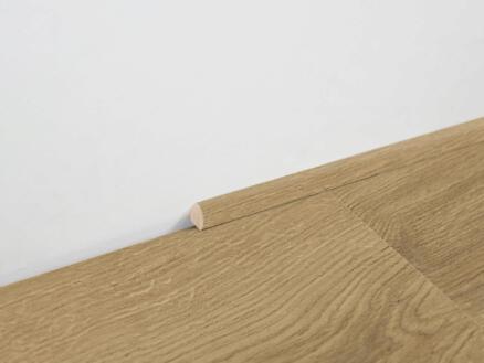 Berry Alloc plinthe  quart-de-rond 14x14 mm 240cm gyant natural