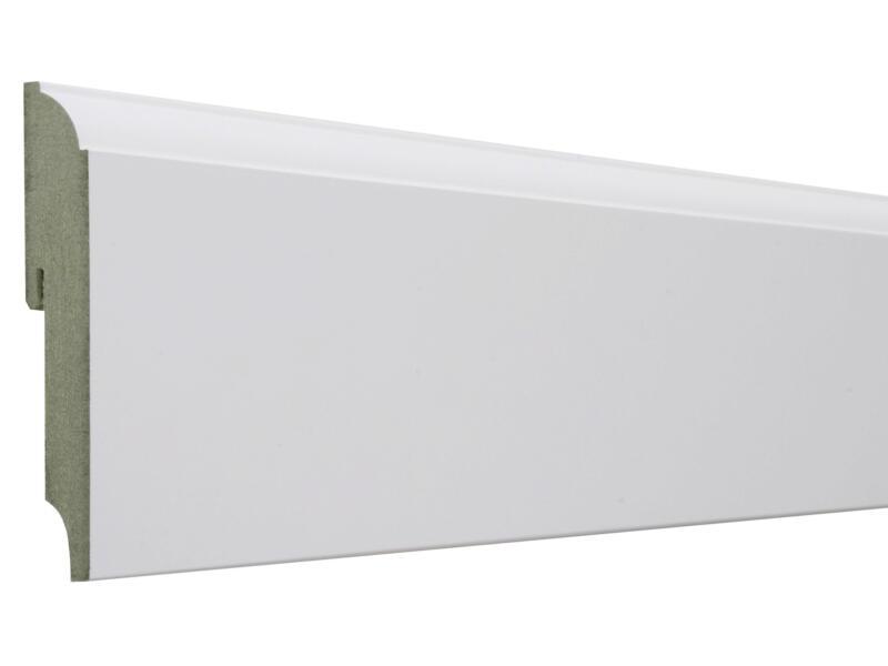 CanDo plinthe 120x19 mm 240cm style blanc