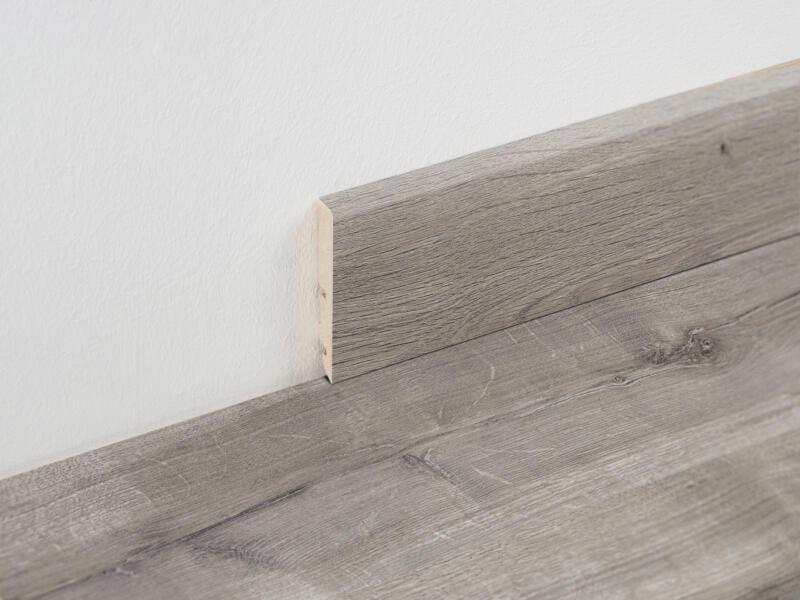 Berry Alloc plinthe 12x80 mm 240cm spirit light grey
