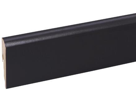 CanDo plinthe 56x10 mm 240cm noir