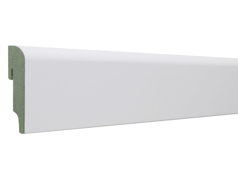 CanDo plinthe 79x19 mm 240cm blanc colonial