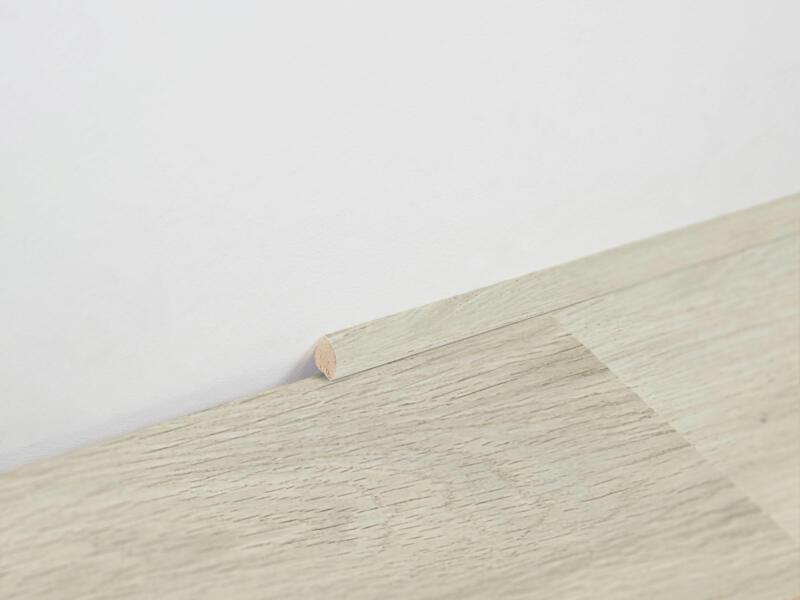 Berry Alloc plinthe quart-de-rond 14x14 mm 240cm gyant light