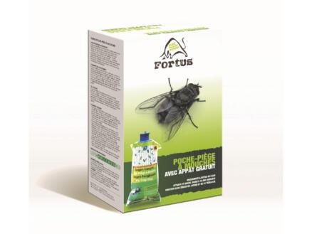 Fortus poche-piège à mouches avec appât