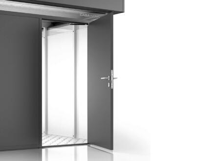Biohort porte supplémentaire pour CasaNova gris foncé métallique