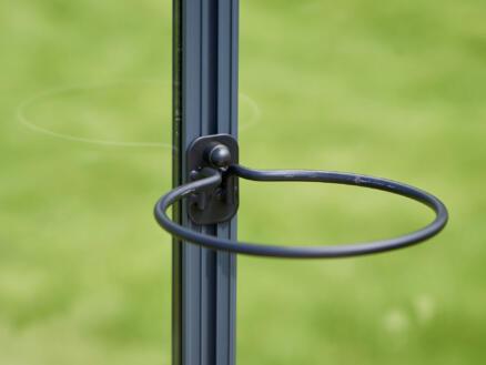 Royal Well pothouder 15cm zwart