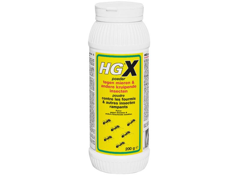 HG poudre anti-fourmis & anti-insects rampants