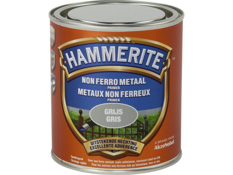 Hammerite primer non-ferro 0,5l grijs