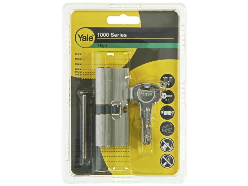 Yale profielcilinder 1000 75mm 35/40