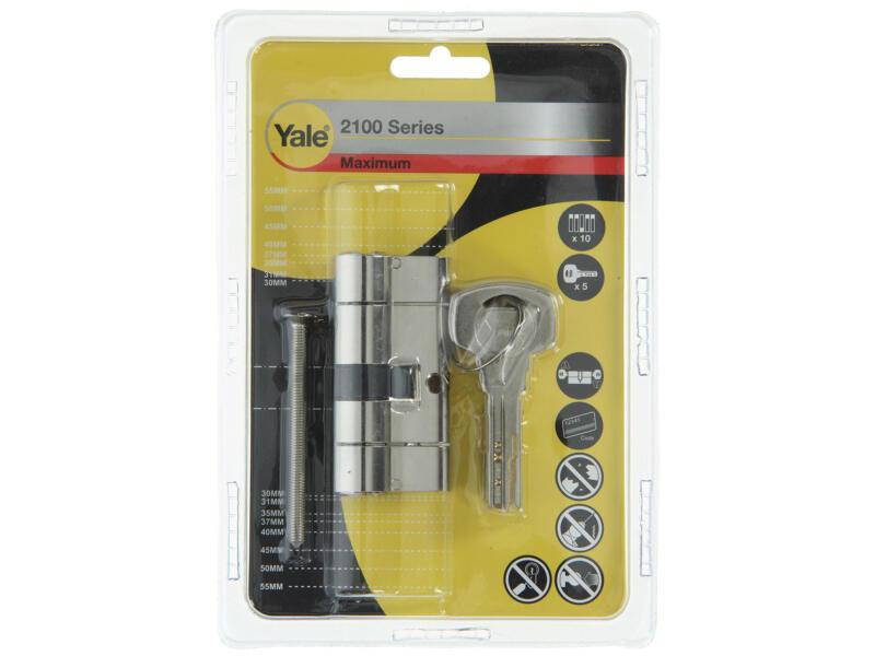 Yale profielcilinder 2100 30/35 65mm