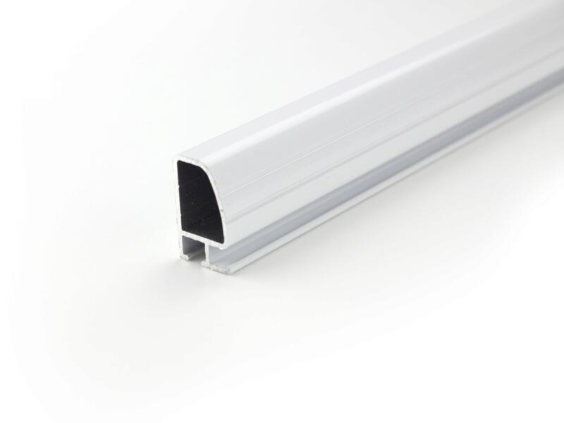 Stopinsect profil cadre de moustiquaire 300cm blanc