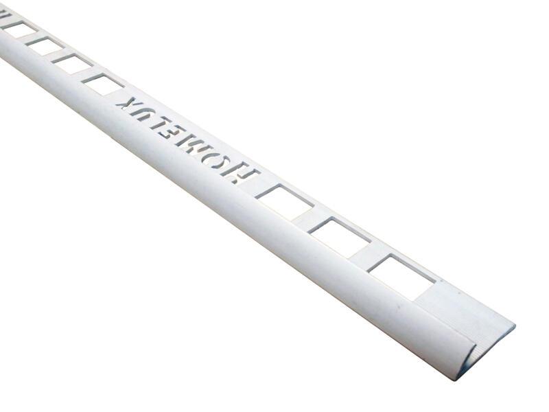 Homelux profil de carrelage 6mm 270cm blanc