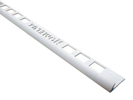 Homelux profil de carrelage 8mm 270cm blanc