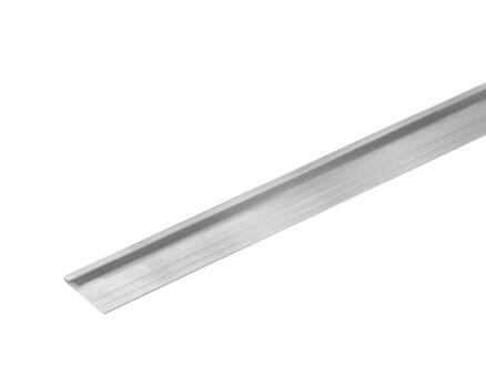 Dumaplast profilé de départ pour Dumaclin siding 2,5m aluminium