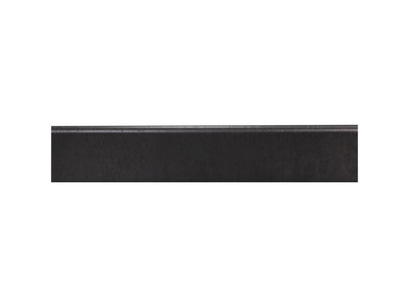 CanDo profilé escalier ouvert 130x5,6 cm béton anthracite