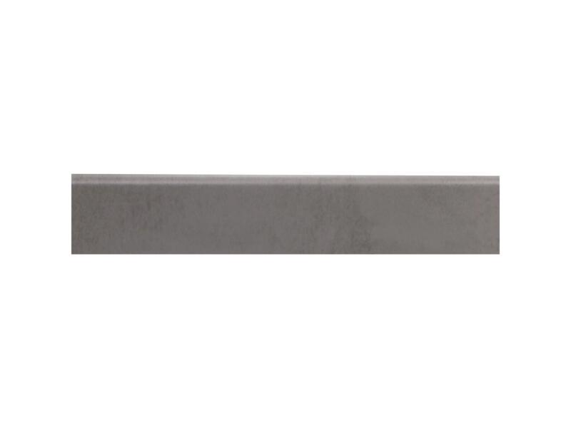 CanDo profilé escalier ouvert 130x5,6 cm béton gris clair