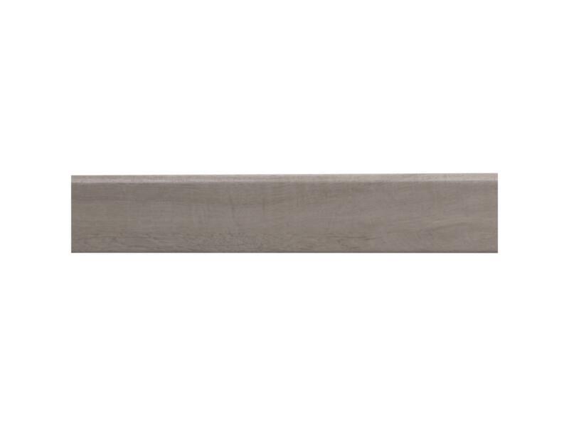 CanDo profilé escalier ouvert 130x5,6 cm burgos chêne gris clair