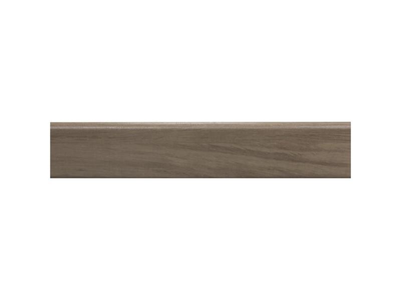 CanDo profilé escalier ouvert 130x5,6 cm burgos chêne truffle