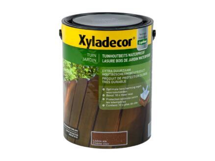 Xyladecor protection du bois imperméabilisant 5l chêne clair