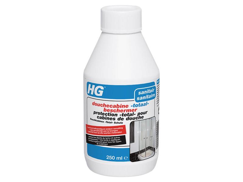 HG protection totale cabines de douche 250ml