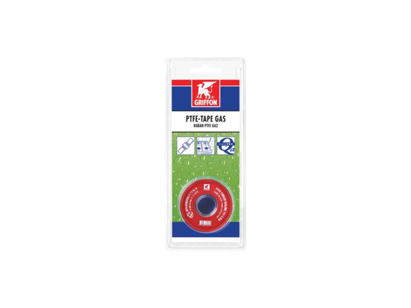Griffon ptfe-tape 12x0,10 mm 12m