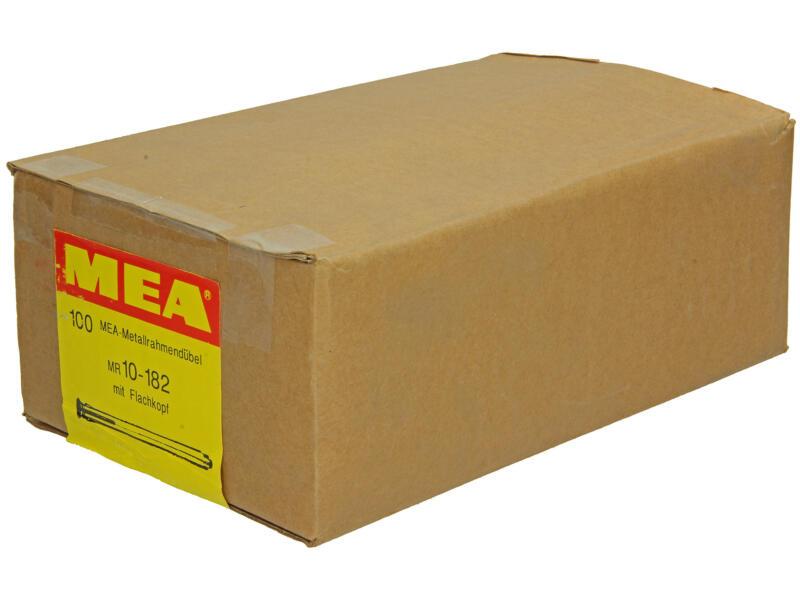 Celo raampluggen 10x182 mm metaal 100 stuks