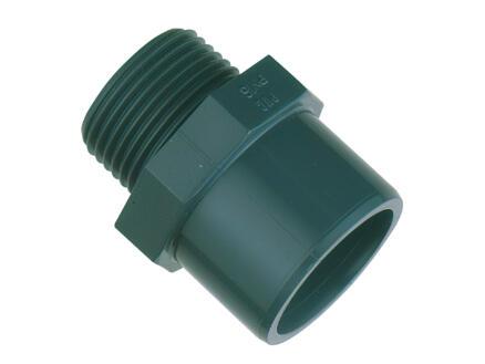 Astore raccord d'adaptation 50mm/63mm x 1 1/2