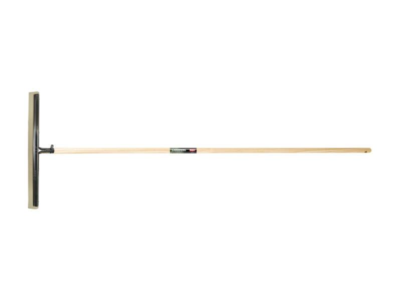 Polet raclette sol 45cm + manche 150cm blanc
