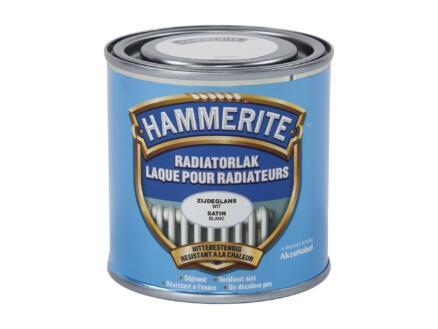 Hammerite radiatorlak 0,25l wit