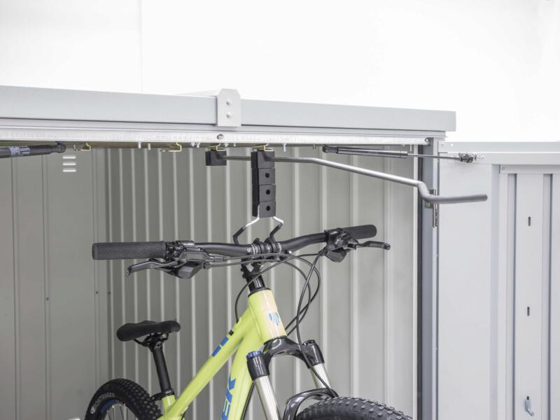 Biohort rail de suspension pour vélo pour MiniGarage