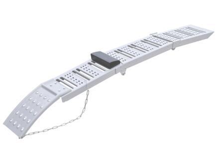Toolland rampe de chargement pliable 2m