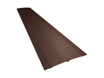 Secucare rampe de seuil fixe 95x14 cm bronze