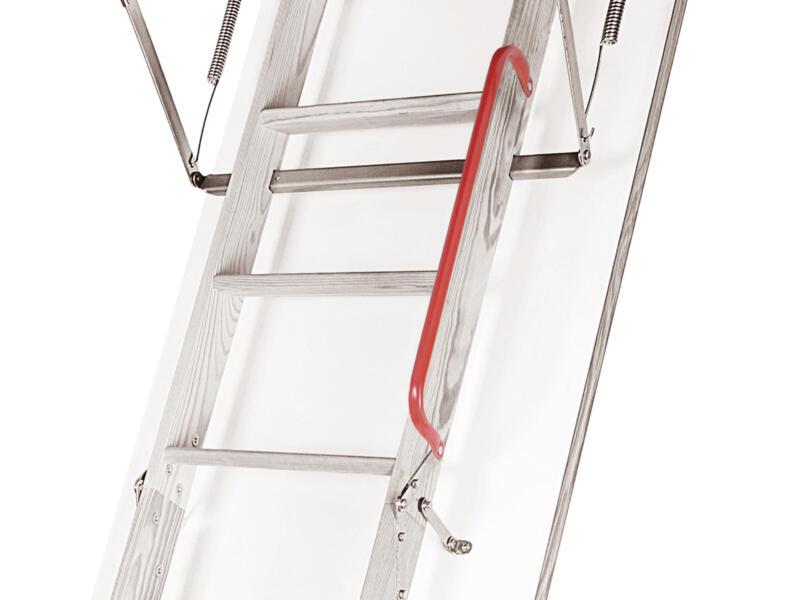 OptiStep rampe pour escalier escamotable acier