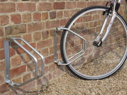 Mottez range-vélo mural