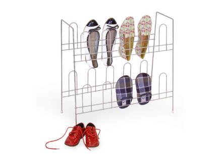 Casibel rangement chaussures 10 paires 55,5x52x28 cm