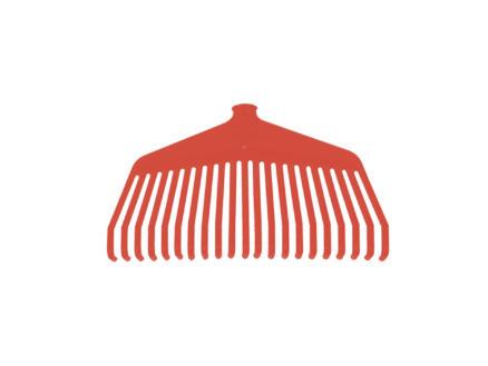 Polet râteau à feuilles 38cm 21 dents polyamide sans manche
