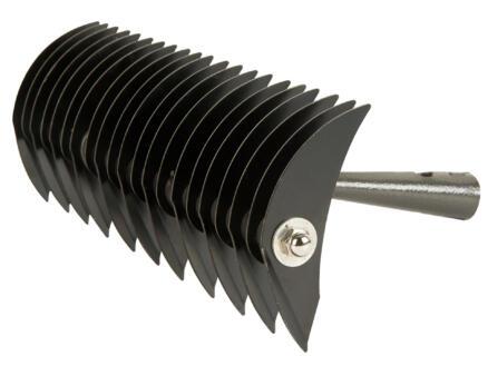 Polet râteau-scarificateur 40cm 21 dents sans manche