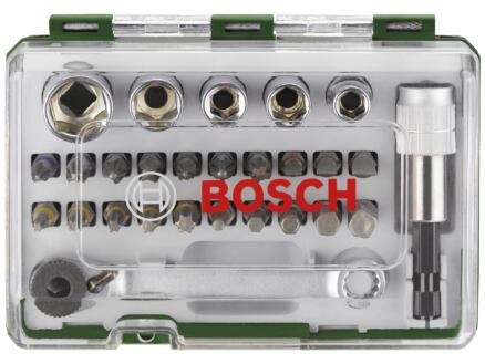Bosch ratelset 27-delig