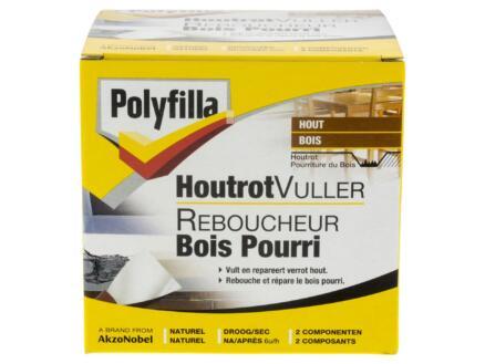 Polyfilla reboucheur bois pourri 500g