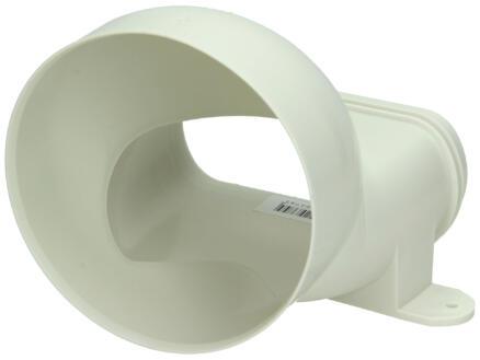 Renson réduction linéaire plat/rond 125mm