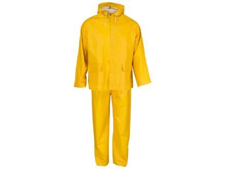Busters regenpak XXL geel