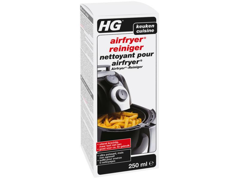 HG reiniger heteluchtfriteuse