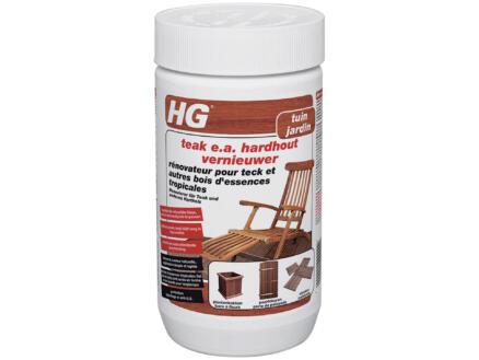 HG rénovateur teck et autres bois d'essences tropicales 750ml