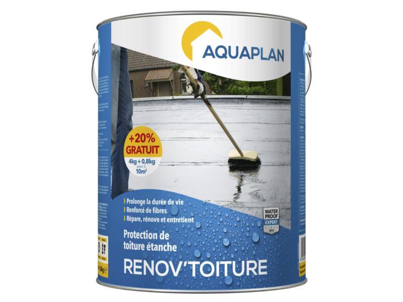 Aquaplan rénovovation toiture 4kg + 20%