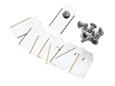 Gardena reservemes voor robotmaaier 9 stuks
