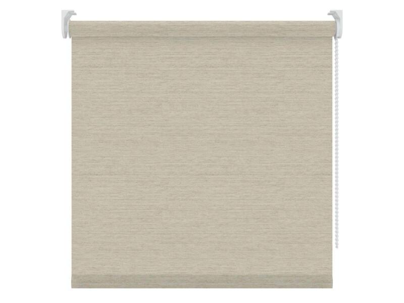 Decosol rolgordijn lichtdoorlatend 90x190 cm linnen